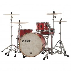 Sonor SQ1 Studio HRR Hot Rod Red