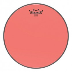 Remo 16 Emperor Colortone Red BE-0316-CT-RD
