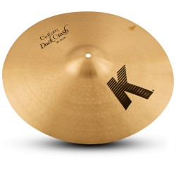 "Zildjian Crash 20"" K Custom Dark"