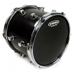 "Evans 14"" Genera Resonant Black TT14RBG"