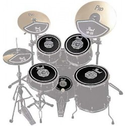 Pearl Apagadores Drumset RP50