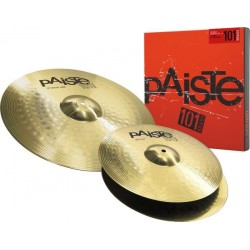 Paiste Set 101 Brass Essential 14/18