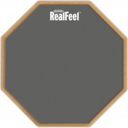 Evans RF12G Practice Pad Real Feel Single Side