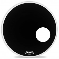 Evans 18 EQ3 Reso Black BD18RB