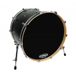Evans 22 Resonant Black BD22RBG