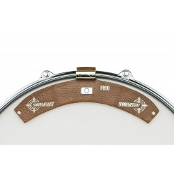 Snareweight M80 Brown Overtone Damper