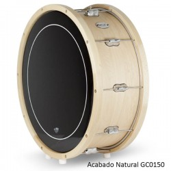 Santafé STF2631 Marching Bass Drum 55x22 cms Natural
