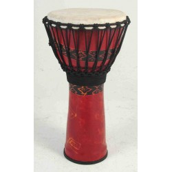 Toca Djembe 10 Synergy Freestyle SFDJ10RP Bali Red