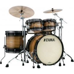 Tama ME42TZUS-LNWB Starclassic Maple Natural Pacific Walnut Burst