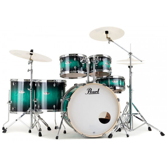 Pearl Export Artisan Teal Blue Ash Limited Edition