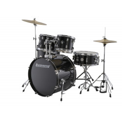 Ludwig Drumset Accent Fuse LC170 Black