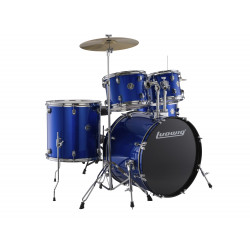 Ludwig Drumset Accent Drive LC175 Blue