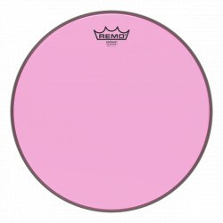 Remo 12 Emperor Colortone Pink BE-0312-CT-PK