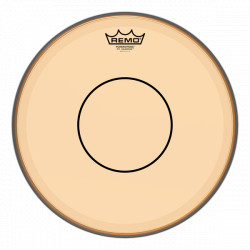 "Remo 14"" Powerstroke 77 Clear Orange P7-0314-CT-OG"