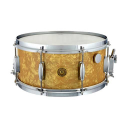 GRETSCH 14x6.5 Broadkaster Antique Pearl