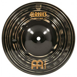 "Meinl Splash 08"" Classics Custom Dark CC8DAS"