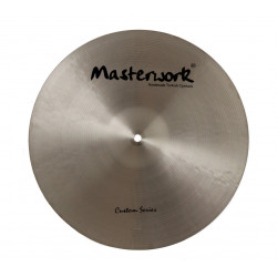 Masterwork Crash 19 Custom Medium Thin