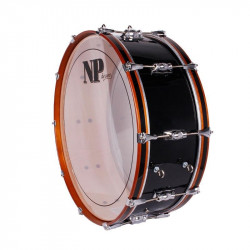 NP Marching Bass Drum 66x14 Chrome Black