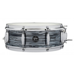 GRETSCH 14x6.5 Renown Maple Silver Oyster Pearl