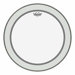 "Remo 22"" Powerstroke 3 Clear P3-1322-C2"