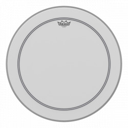 "Remo 14"" Powerstroke 3 Coated Snare Drum P3-0114-BP"