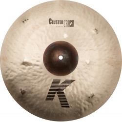 "Zildjian Crash 16"" K Cluster B Stock"