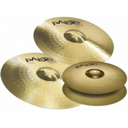 Paiste Set Platos 101 Brass Universal
