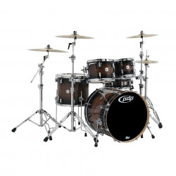 PDP by DW Concept Exotic Standard Charcoal Burst