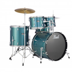 Pearl Roadshow RS525SC Rock Aqua Blue Glitter