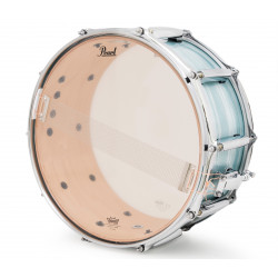 """Pearl Masters Maple Complete Ice Blue Oyster 14x5.5"""""""
