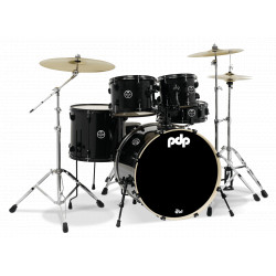 PDP by DW Mainstage Standard Black Metallic