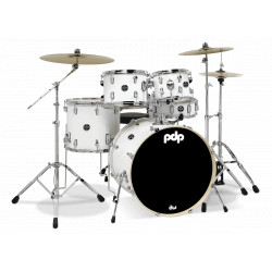 PDP by DW Mainstage Studio Gloss White