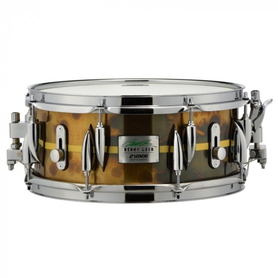Sonor Benny Greb Brass Signature 13x5.75""