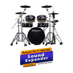 Roland VAD306 V-Drums Acoustic Design