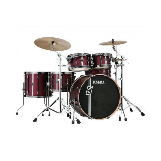 Tama Superstar Hyper-Drive Duo 5-piece shell pack with 22 bass drum