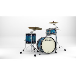 Tama MA30CMUS-MEB Starclassic Maple Molten Electric Blue Burst / Smoked Nickel Hardware