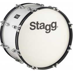 Stagg MABD-2010 Marching Bass Drum 50x25 cms