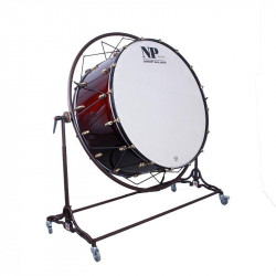 NP Bass Drum Concert Cover Old 100x50 cms