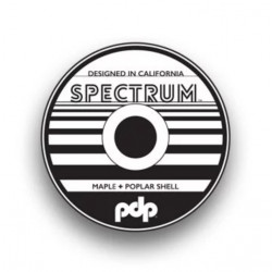PDP by DW Spectrum Natural 14x6.5""