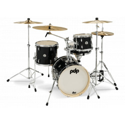 PDP by DW New Yorker Set Black Onyx Sparkle