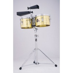 LP LP272B Timbales Tito Puente Brass