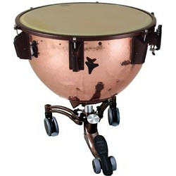 "Adams 20"" Timbal Revolution Cobre Martilleado"
