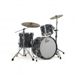 Gretsch Brooklyn Standard Rock Deep Black Marine Pearl