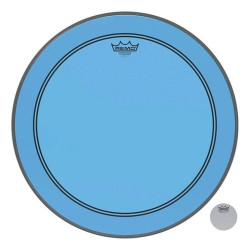 "Remo 26"" Powerstroke 3 Colortone Blue P3-1326-CT-BU"