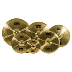 Meinl Set platos HCS Super Set HCS-SCS