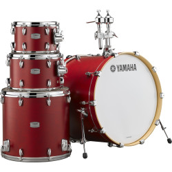 Yamaha Tour Custom Studio Candy Apple Satin