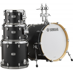 Yamaha Tour Custom Studio Black Licorice Satin