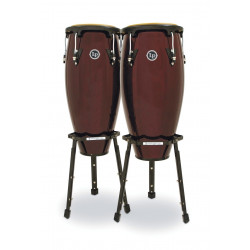 LP Congas Aspire Dark Wood LPA647BDW