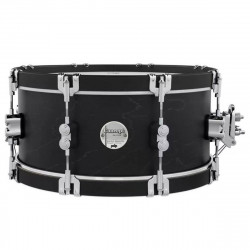 """PDP by DW Concept Maple Classic Ebony 14x6.5"""""""