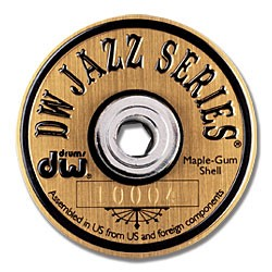 DW DRUMS Bateria Jazz Series